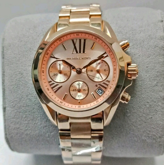 Michael Kors Accessories - Brand New Michael Kors rose gold ladies watch
